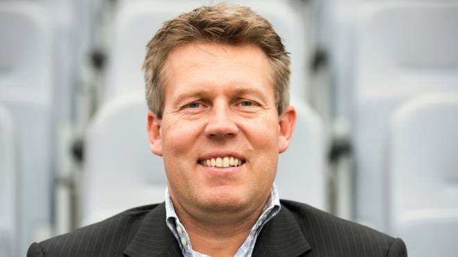 DEL-Geschäftsführer Gernot Tripcke verkündete die Pläne für die neue Saison