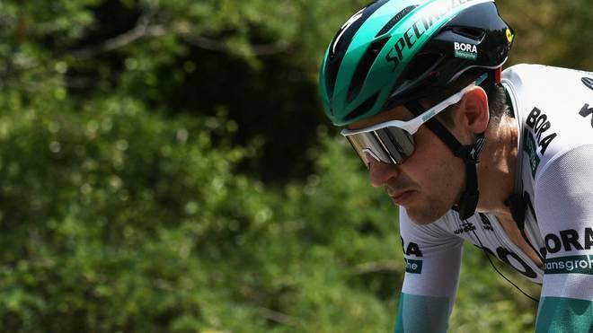Buchmann verpasst den Sieg auf der vierten Etappe