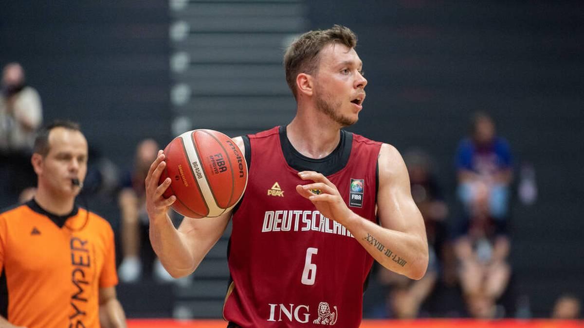 Jan Niklas Wimberg verdiente sich seine Nominierung mit starken Leistungen bei den Niners Chemnitz