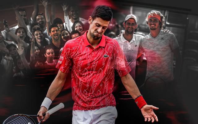 Novak Djokovic blamiert sich mit seiner Adria Tour - und gefährdet schlimmstenfalls Menschenleben