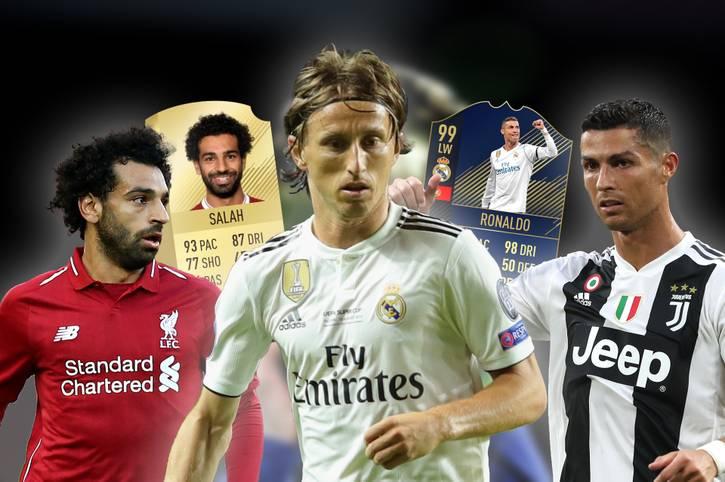 Mohamed Salah, Luka Modric und Cristiano Ronaldo. Das sind die drei Nominierten für die Wahl zum Weltfußballer 2018. Doch wie sahen die Wertungen mit den Updates auf den Karten im FIFA-Ultimate-Team-Modus aus? SPORT1 wirft einen Blick auf die FIFA-Saison der Superstars