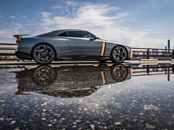 Der Nissan-GT-R50 hat 529 kW/720 PS und ein maximales Drehmoment von 780 Nm