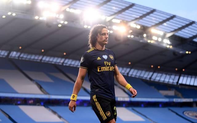 David Luiz hat einen Abend zum Vergessen erlebt