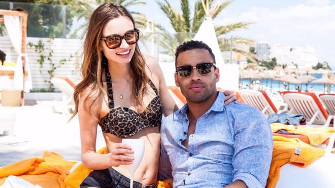 Hal Robson-Kanu und Model Haley Bartlett sind ein Paar