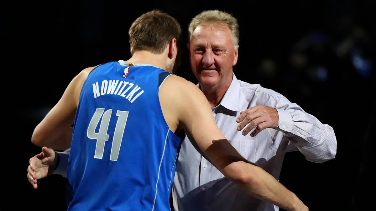 NBA: Dirk Nowitzki und seine Titel, Rekorde, Statistiken