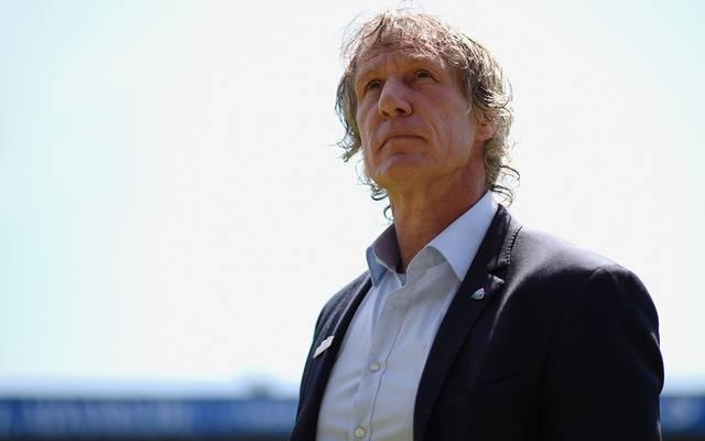 Gertjan Verbeek rangiert mit dem VfL Bochum auf Platz fünf