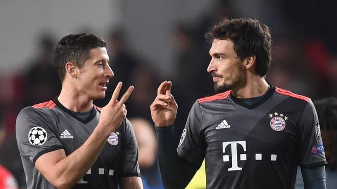 Robert Lewandowski: FC Bayern München hat  wieder Ärger mit Lewy