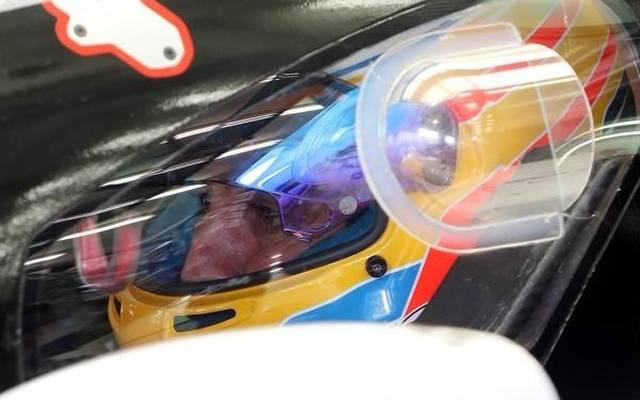 Fernando Alonso hat nur ein Rennen, um sich auf Le Mans vorzubereiten