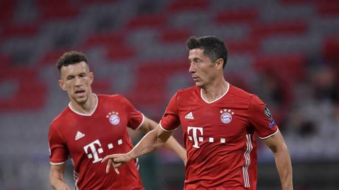 Der FC Bayern trifft im Halbfinale der Champions League auf Olympique Lyon