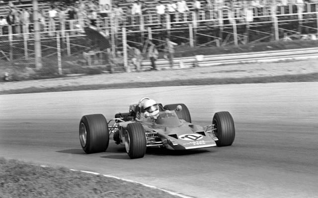 Jochen Rindt war einer der begnadetsten Rennfahrer der Geschichte