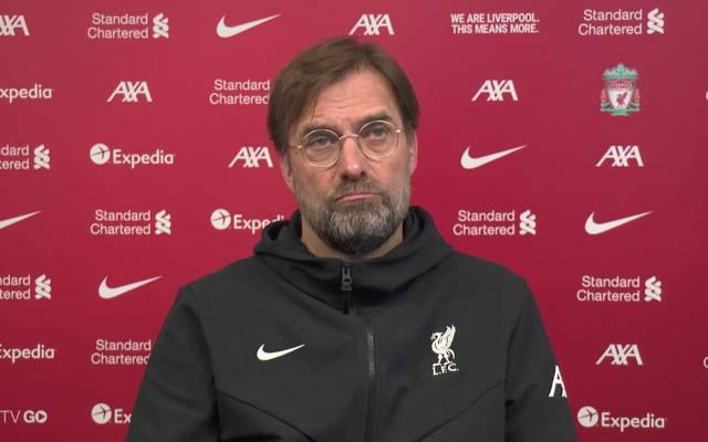 Jürgen Klopp hat eine neue Brille