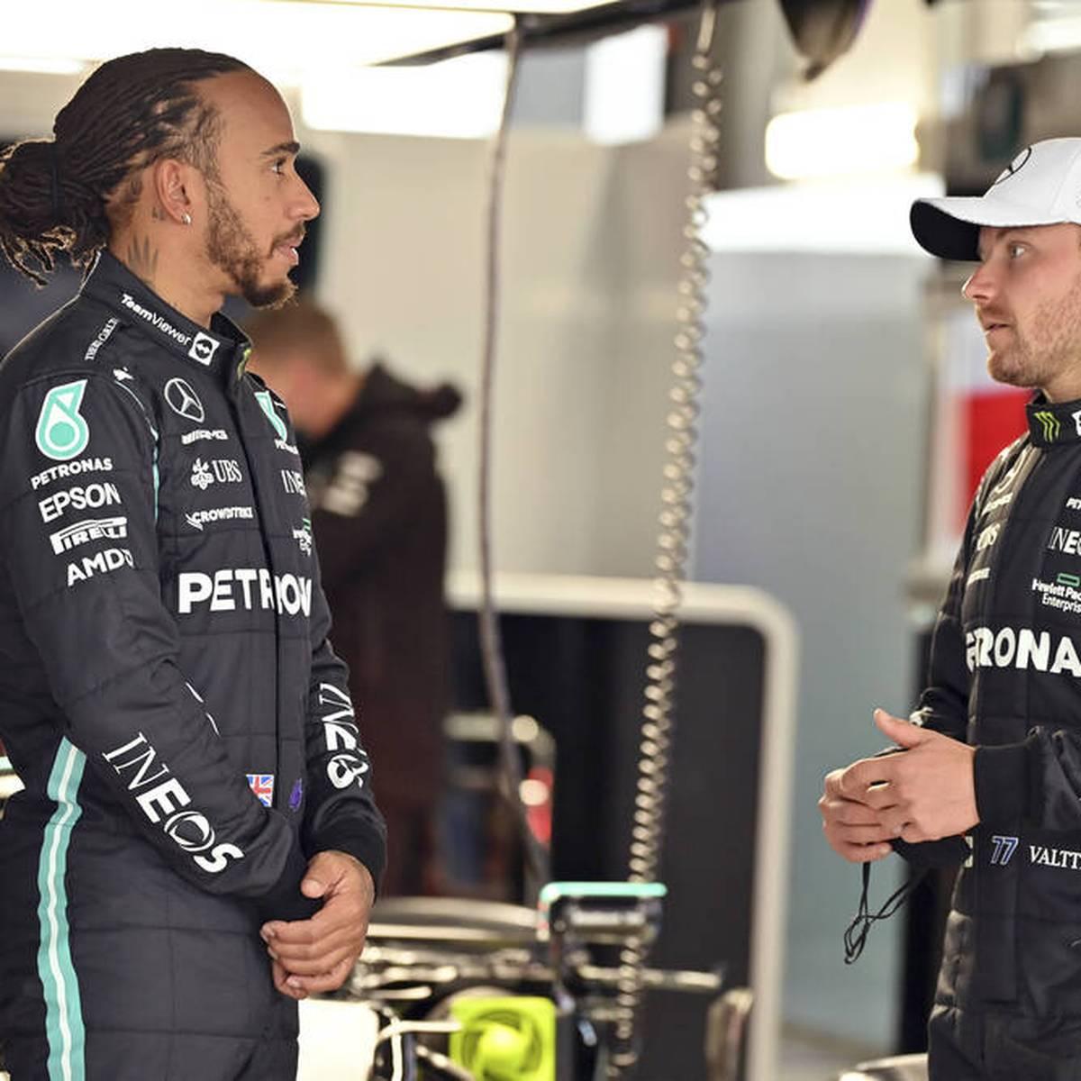 Nicht wie ein Champion: Hamilton entschuldigt sich