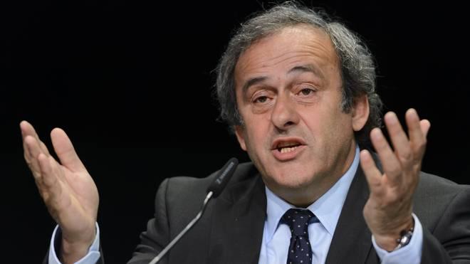 Michel Platini bleibt vier Jahre gesperrt