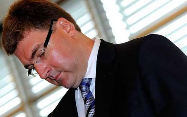 Axel Hellmann ist seit Mai 2012 Finanzvorstand bei Eintracht Frankfurt