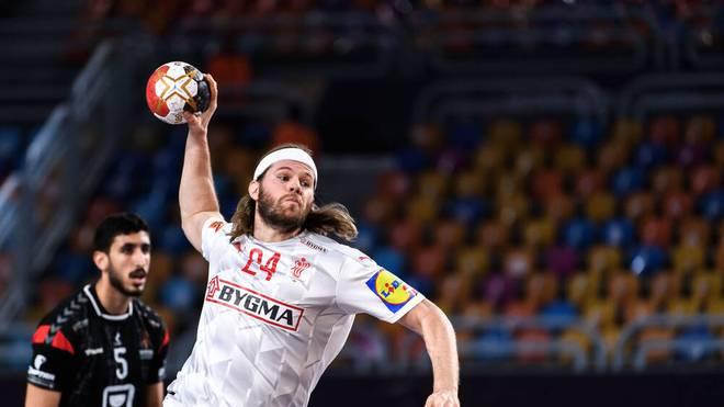 Dänemarks Superstar mit dem Stirnband: Mikkel Hansen