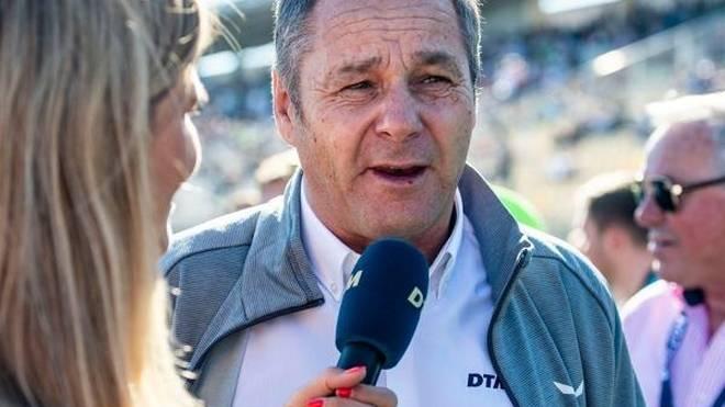 Gerhard Berger verteidigt die umstrittenen Safety-Car-Einsätze in der DTM