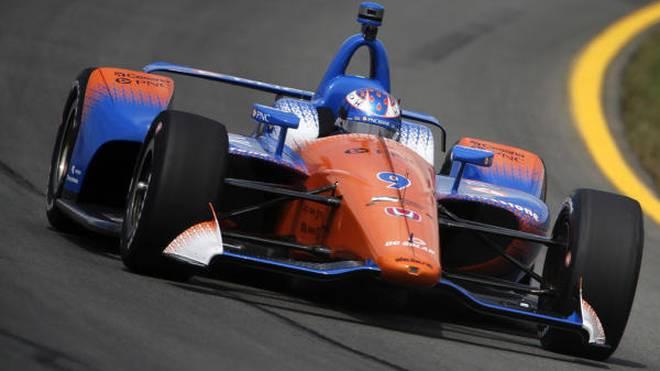 IndyCar-Tabellenführer Scott Dixon startet in St. Louis nach Quali-Absage von ganz vorn