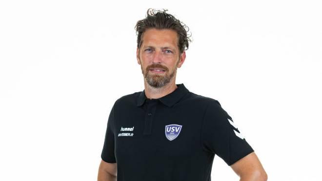 Christopher Heck trainiert seit Beginn der vergangenen Saison die Damen des FF USV Jena