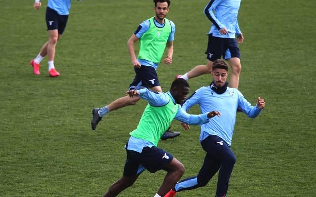 Lazio Rom steht in der Kritik