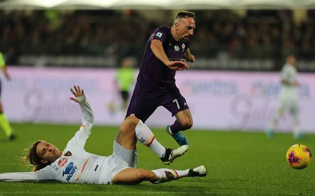 Franck Ribery zeigt auch in der Coronakrise Einsatz