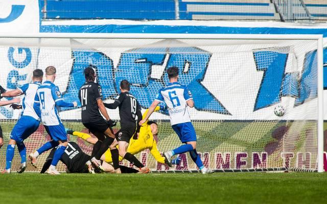 Der FC Ingolstadt kassiert in Magdeburg das Tor zum 0:2