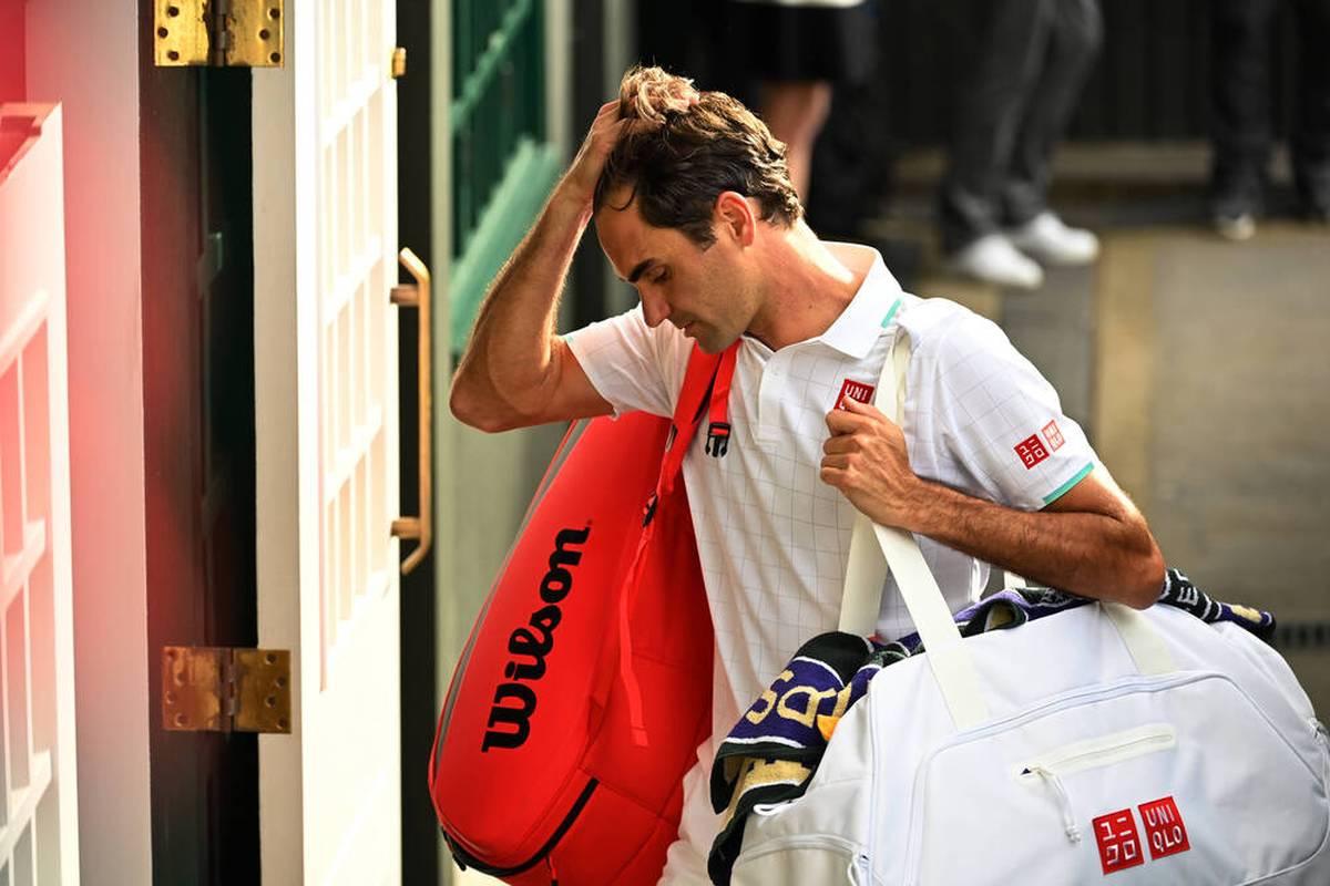Am Rande des Laver Cup gibt Roger Federer einen Einblick in seine Zukunftsplanungen? Dabei bleibt der 40-Jährige vage.