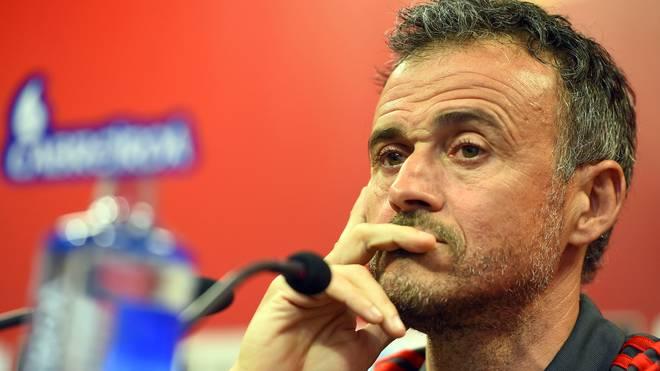 Luis Enrique ist nicht mehr Trainer der spanischen Nationalmannschaft