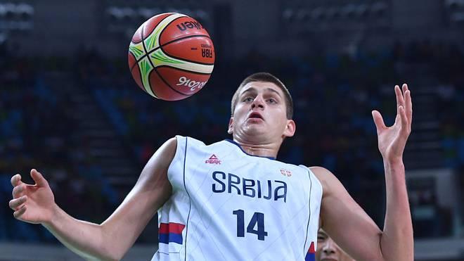 Serbien und Nikola Jokic stehen bereits in der nächsten Runde