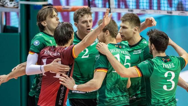 Die Bisons Bühl sicherten die Playoff-Teilnahme am letzten Spieltag