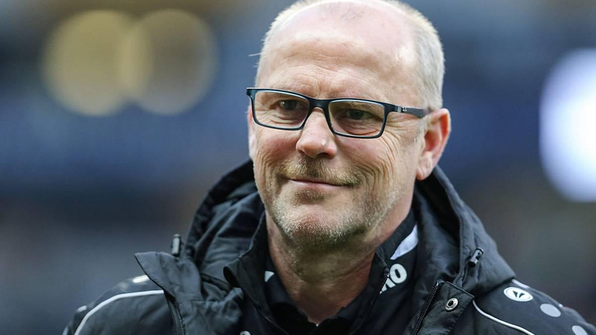 Thomas Schaaf hilft der U23 von Werder Bremen als Co-Trainer aus