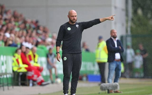 Stephan Lerch bleibt eine weitere Saison in Wolfsburg