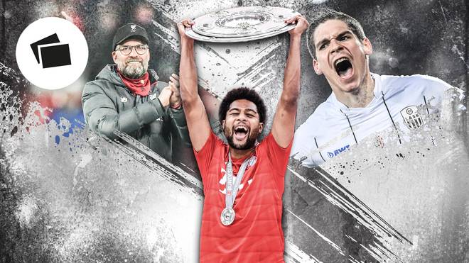 Liverpool, Bayern und der LASK führen die jeweiligen Meisterschaften an
