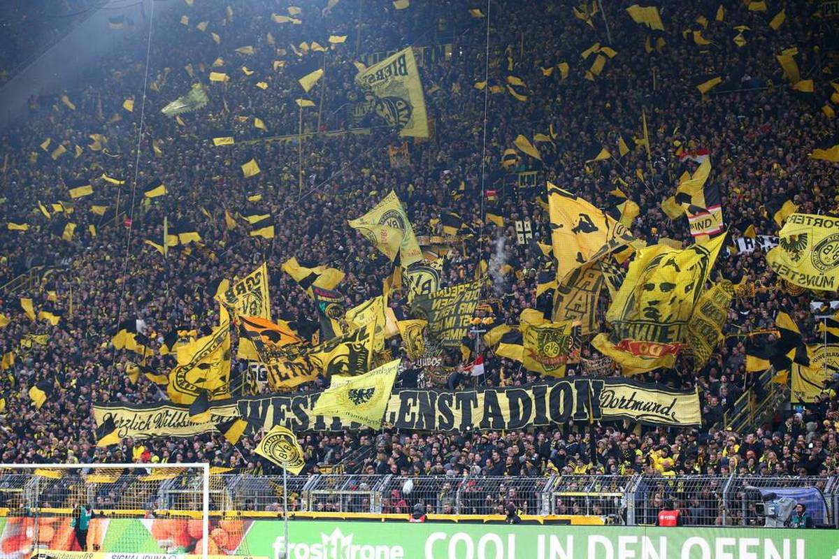 Borussia Dortmund darf so viele Fans ins Stadion lassen wie schon lange nicht mehr. Eine Ultra-Gruppe wird aber nicht zu den nächsten Spielen erscheinen.
