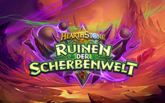 """Die neue Hearthstone-Erweiterung """"Ruinen der Scherbenwelt"""" wird am 7. April veröffentlicht werden."""