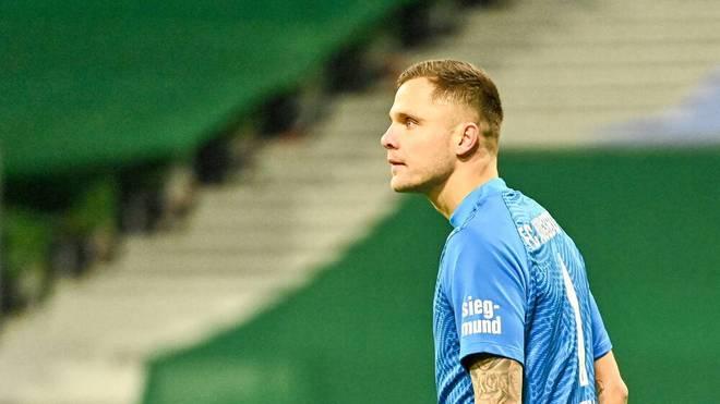 Rafal Gikiewicz kritisierte nach der Niederlage in Bremen seine Teamkollegen