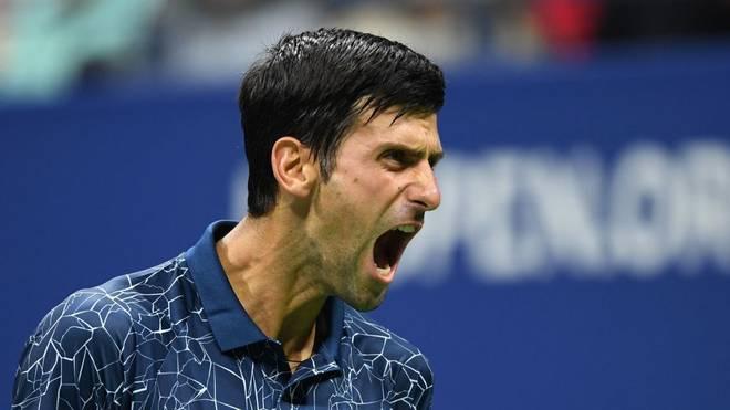 Novak Djokovic und seine Frau Jelena hatten sich mit dem Coronavirus infiziert