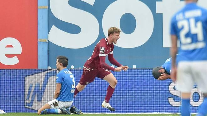 Dynamo Dresden setzt sich gegen Rostock durch