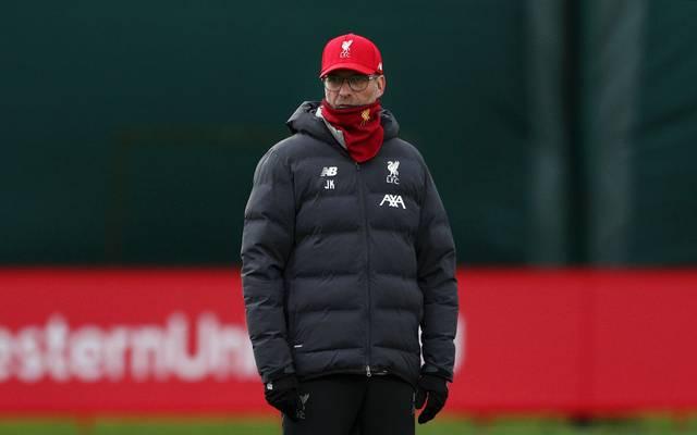 Jürgen Klopp hofft trotz Coronavirus auf den Ligatitel