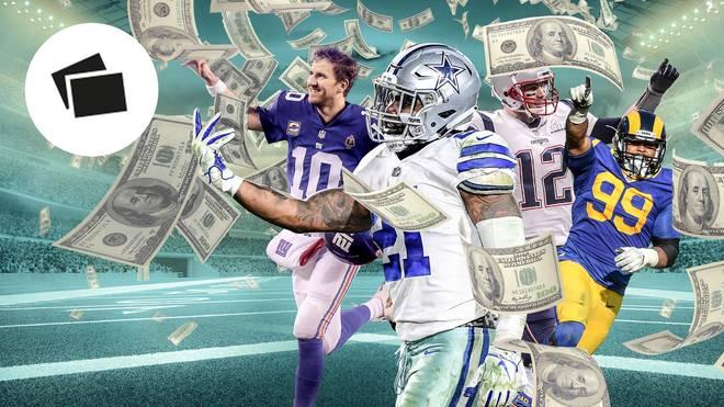 NFL: Forbes-Liste der wertvollsten Teams