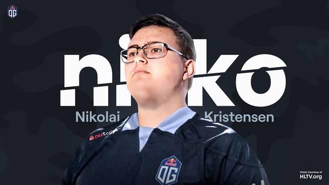 CS:GO: OG verpflichtet niko nach erfolgreichem Stand-in fest