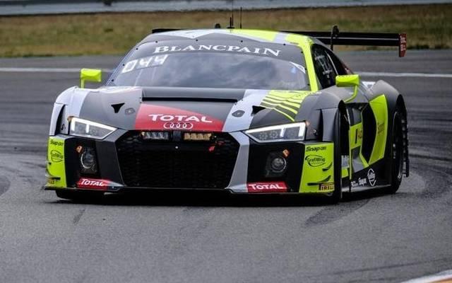 Audi trifft es am härtesten: 15 Kilo Zuladung für den R8 LMS