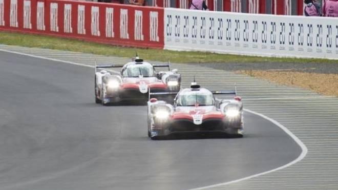 Kazuki Nakajima und Kamui Kobayashi lieferten sich ein Wettrennen um den ersten japanischen FIA-Weltmeister
