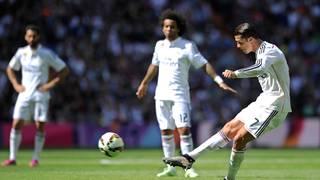 Real Madrid v Eibar - La Liga