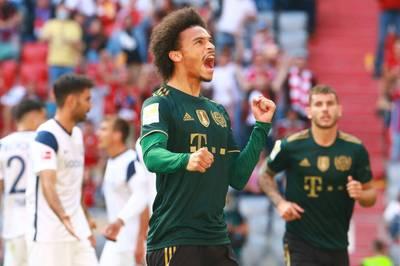 Leroy Sané begeistert beim Schützenfest des FC Bayern gegen den VfL Bochum. Der deutsche Nationalspieler räumt ein, dass ihn bei seinem Wandel auch Fan-Pfiffe halfen.