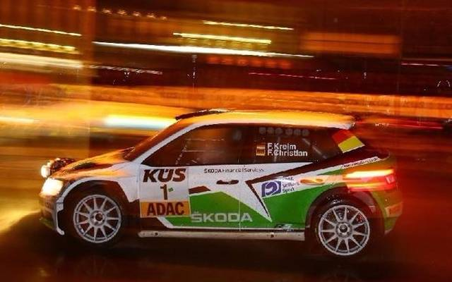 Fabian Kreim gewann den Saisonauftakt der DRM
