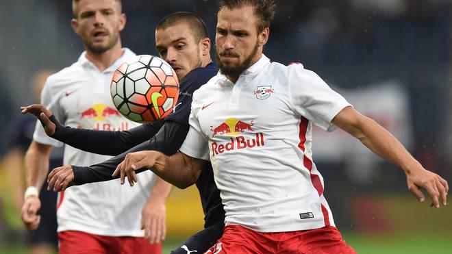 Red Bull Salzburg gegen Malmö