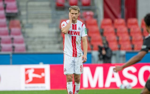 Sebastian Andersson fehlt dem 1. FC Köln gegen Borussia Dortmund