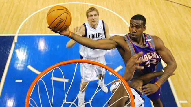 Amar'e Stoudemire (r.) wird unter Steve Nash Co-Trainer bei den Brooklyn Nets, Dirk Nowitzki lehnte ab