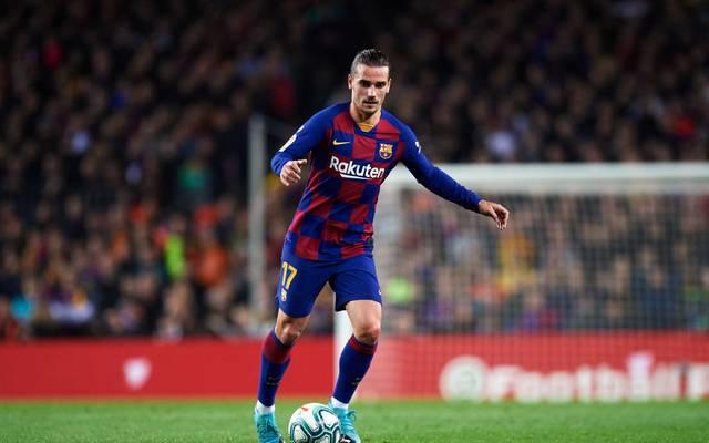 In der Copa del Rey gastiert der FC Barcelona mit Antoine Griezmann bei Drittligist UD Ibiza