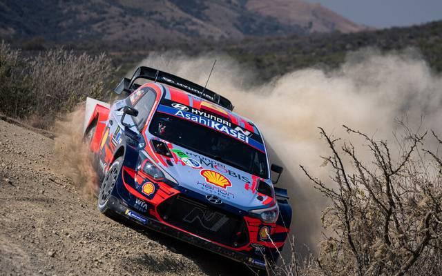Dani Sordo war bei der Rallye auf Sardinien nicht zu schlagen